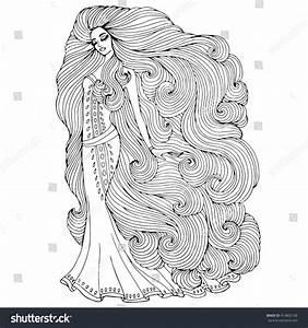Drawn Princess Dress3413618