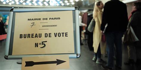 bureau de vote tours second tour de la présidentielle sécurité renforcée dans