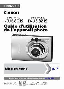 Multimetre Digital Mode D Emploi : mode d 39 emploi canon digital ixus 80 is appareil photo ~ Dailycaller-alerts.com Idées de Décoration