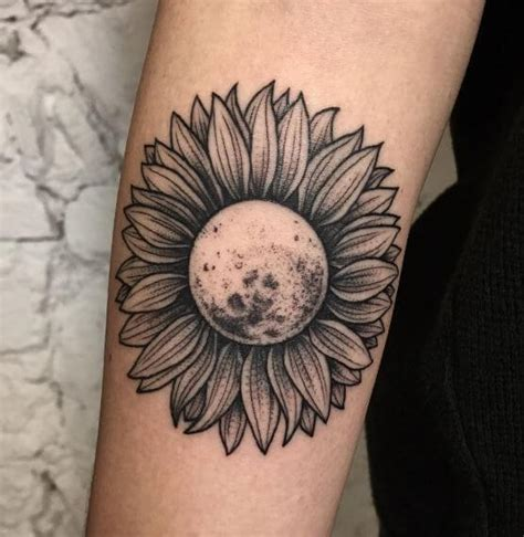 magnificent sunflower tattoos crazyforus