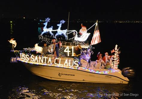 san diego boat parade of lights holiday events southern california top 10 things to do