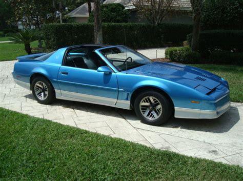 1988 Pontiac Trans Am Coupe  W88  Kissimmee 2013
