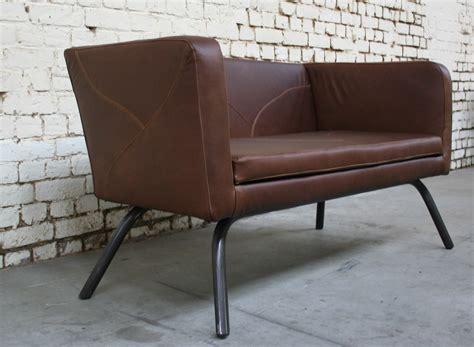 canapé cuir usé canapé cra 39 cu010 giani desmet meubles indus bois métal