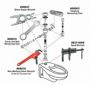 31 Commercial Toilet Parts Diagram