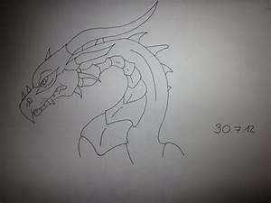 Zeichnen Lernen Mit Bleistift : drachen fantasy genial zeichnen lernen ~ Frokenaadalensverden.com Haus und Dekorationen