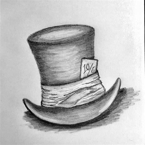 mad  mad hatters hat sketch