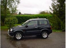 2004 Suzuki Grand vitara cabrio – pictures, information
