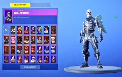 rare stacked fortnite account ps  sale  melrose park