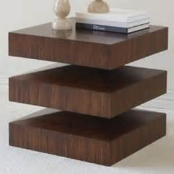 in out end table pulp home modern nightstands and