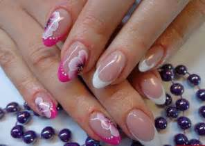 Beautiful french nails art design nail and tattoo ideas
