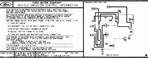 Need 89 U0026 39  5 0 Vacuum Line Diagram Please
