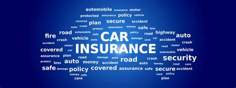 11 Common Car Insurance Terms