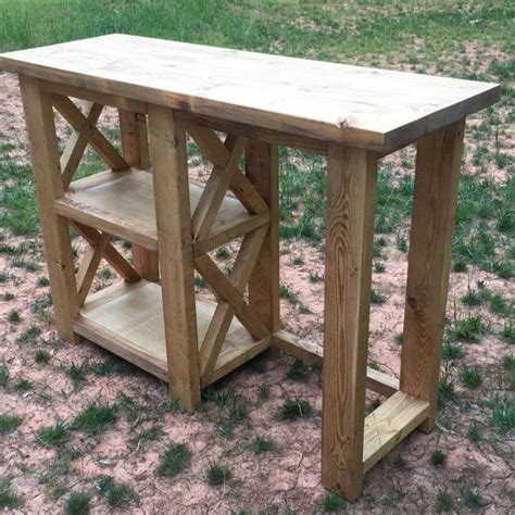 If you enjoyed the video, be sure to like & subscribe!rawlingswoodworksetsy: Rustic X Coffee Bar / Rustic X Farmhouse Coffee Bar / Mini Fridge Table / Dining Bar / Farmhouse ...