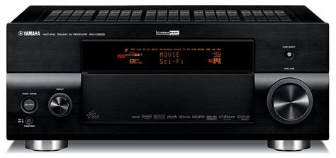 yamaha rx  receiver preview audioholics