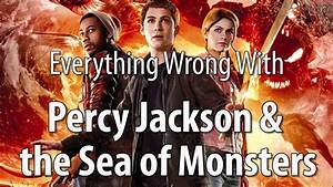 Everything Wrong With Percy Jackson U0026 The Sea Of Monsters