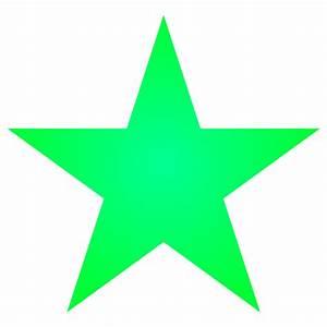 File:Green star.svg - Wikimedia Commons