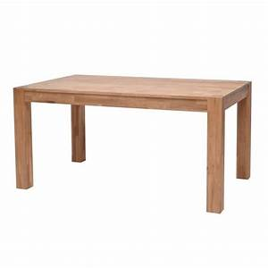 miles table extensible chene massif 150 230cm achat With table salle à manger pas cher