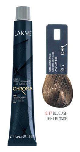 lakme chroma ammonia  permanent hair color  oz