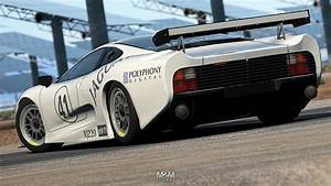 Lm Automobile : jaguar xj220 lm race car r03 by m2m design on deviantart ~ Gottalentnigeria.com Avis de Voitures