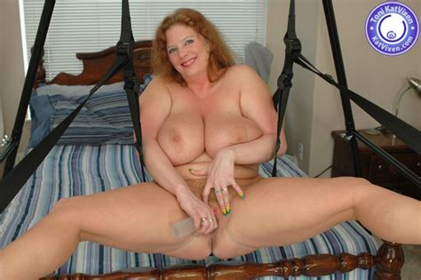 Dildo Sex With Girl On Swing