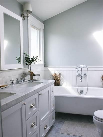 Bathroom Grey Designs Wainscoting Bathrooms Vanity Contemporary