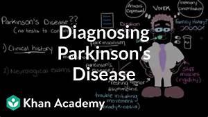Diagnosing Parkinson U0026 39 S Disease