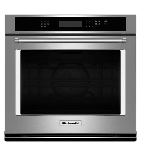 KitchenAid Stainless Steel Wall Oven KOSE507ESS