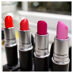Not Your Average: Favourite Bright MAC Lipsticks