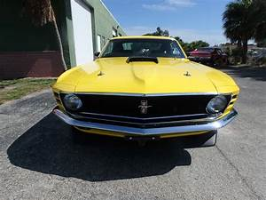 Used 1970 Ford Mustang Fastback For Sale ($26,900) | Rose Motorsports, Inc. Stock #2317