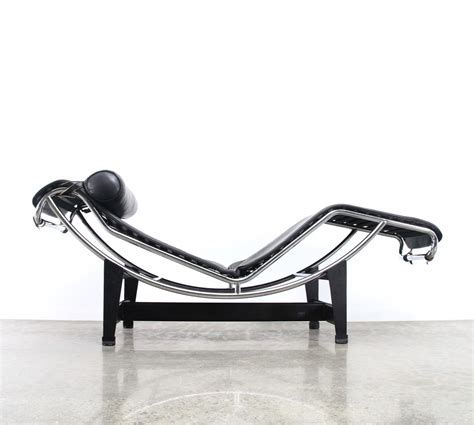 chaise perriand lc4 chaise longue lounge chair by le corbusier