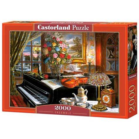 2000-delna sestavljanka Skupaj - Castorland nakupovanje v IgračeShop