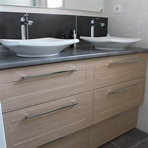 Meuble de salle de bain Meubles avec grands rangements