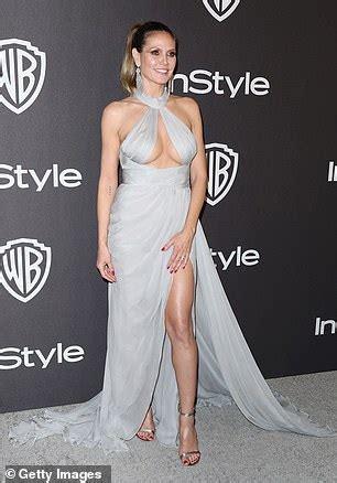 Heidi Klum Packs The Pda With Fiance Tom Kaulitz