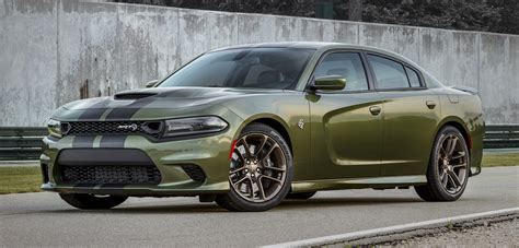 2020 Dodge Charger Lineup Could Feature Widebody Variant ...