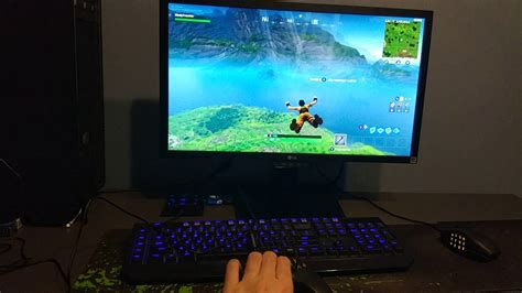 fortnite fps drops   keyboard solution