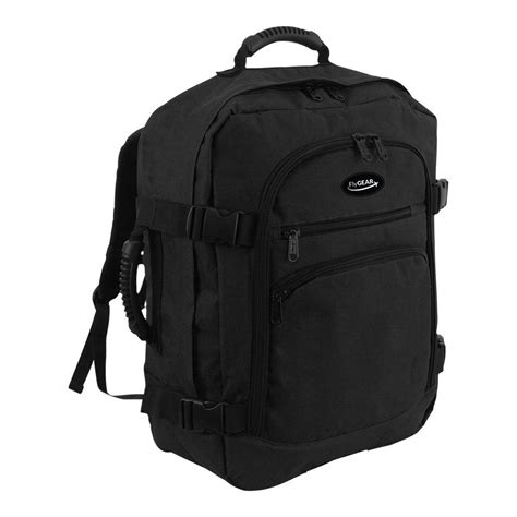 cabin baggage backpack cabin flight approved backpack luggage travel holdall