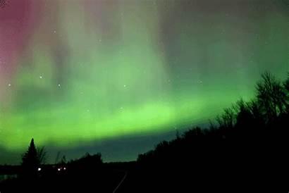 Northern Alaska Lights Amazing Aurora Animated Borealis