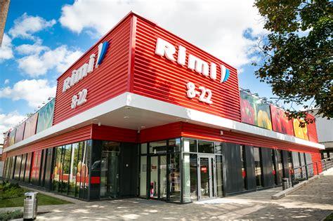 RIMI veikals, Rīgā, Lidoņu ielā 22   IONICA
