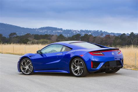 2016 acura nsx picture 640470 car review top speed