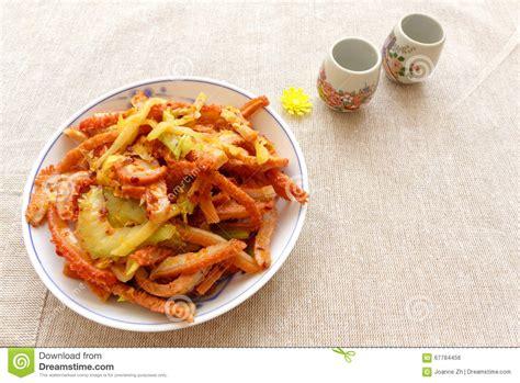 aveyron froid cuisine plat froid d 39 apéritif chinois de cuisine photo stock
