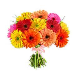wholesale flowers bunch of gerberas home decor online shopping