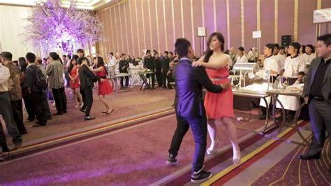 flashmob wedding jakarta pullman hotel central park