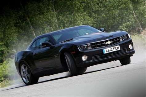 chevrolet camaro   review  autocar