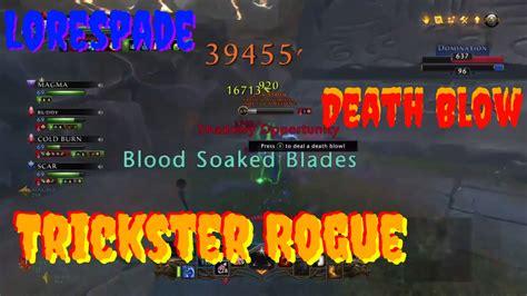 rogue neverwinter infiltrator pvp trickster