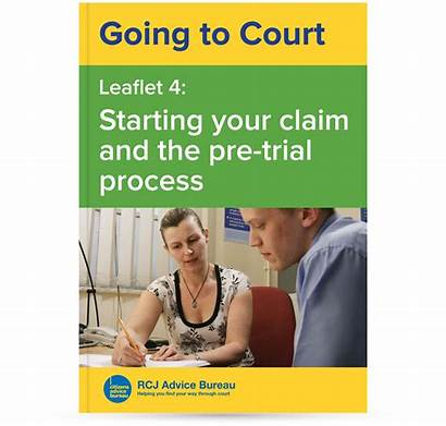 Court Trial Going Pre Process Claim Appeals