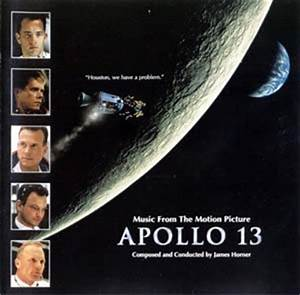 Apollo 13- Soundtrack details - SoundtrackCollector.com