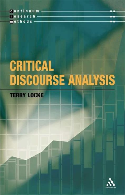 critical discourse analysis continuum research methods