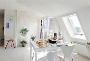 Kleine Dachwohnung Einrichten : kleine r ume einrichten 50 coole bilder ~ Bigdaddyawards.com Haus und Dekorationen