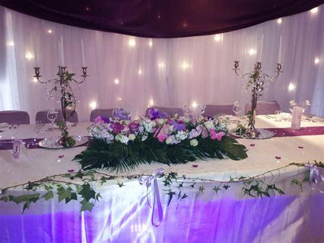 decoration plafond salles tentures salles mariage voilages drapes rideaux decoratrice