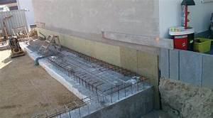 Fundament Und Bodenplatte : fundament und bodenplatte der nachbarh lfte wird an unsere kommunwandseite gebaut bautagebuch ~ Whattoseeinmadrid.com Haus und Dekorationen